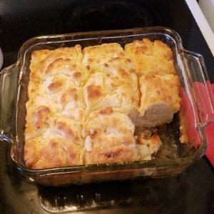 Butter Biscuits recipe, pique my interest