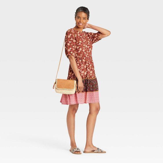 feminine dresses for fall